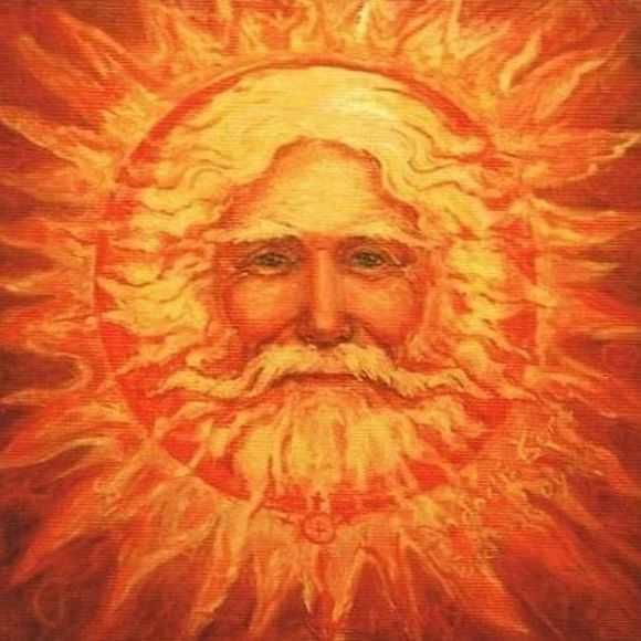 *** весенний Дажбог — Сила Бытие Дух Род Солнце Surya Сурья — ярый Яровит Ярило ярится ***