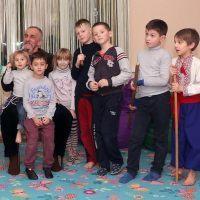 *** Група підготовки дітей -- навчання Бойовому Гопаку, м. Хмельницький, Іван Олексійович Куць ***