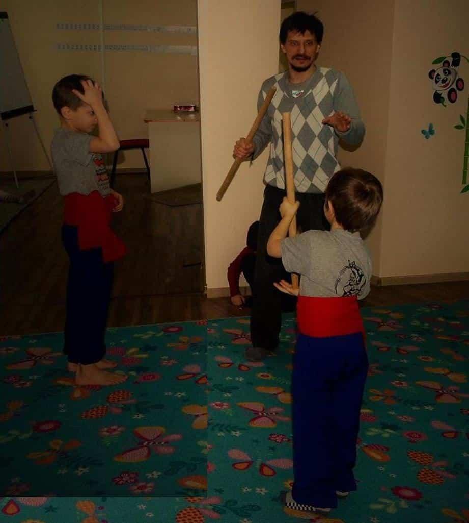 *** Навчання дітей Бойовому Гопаку - Хмельницький ***