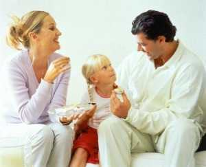 дитина і батьки