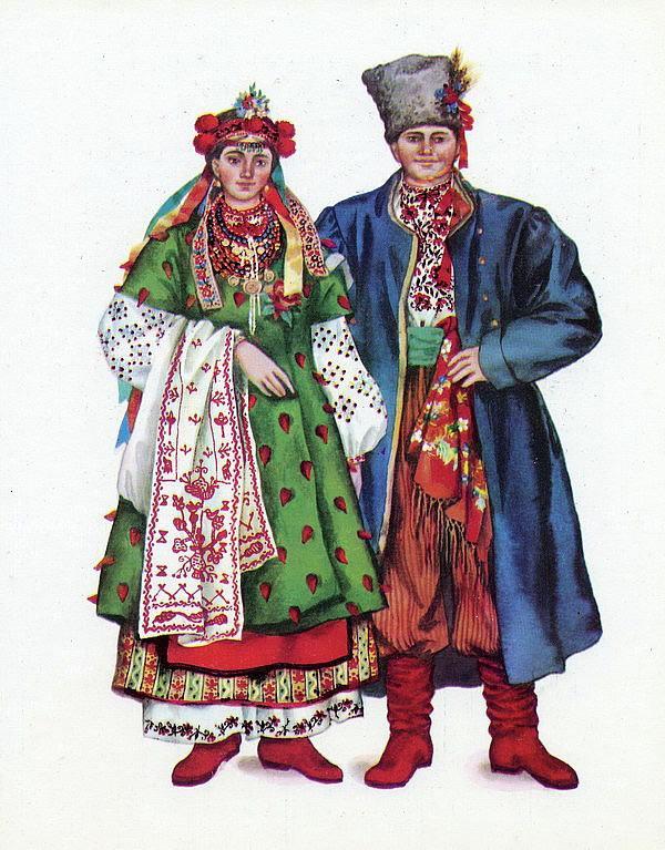 Український одяг – Антін Михайлович Кузнецов – майстер Тантра-Джйотіш. UA 🚩 b7bfcb32960df