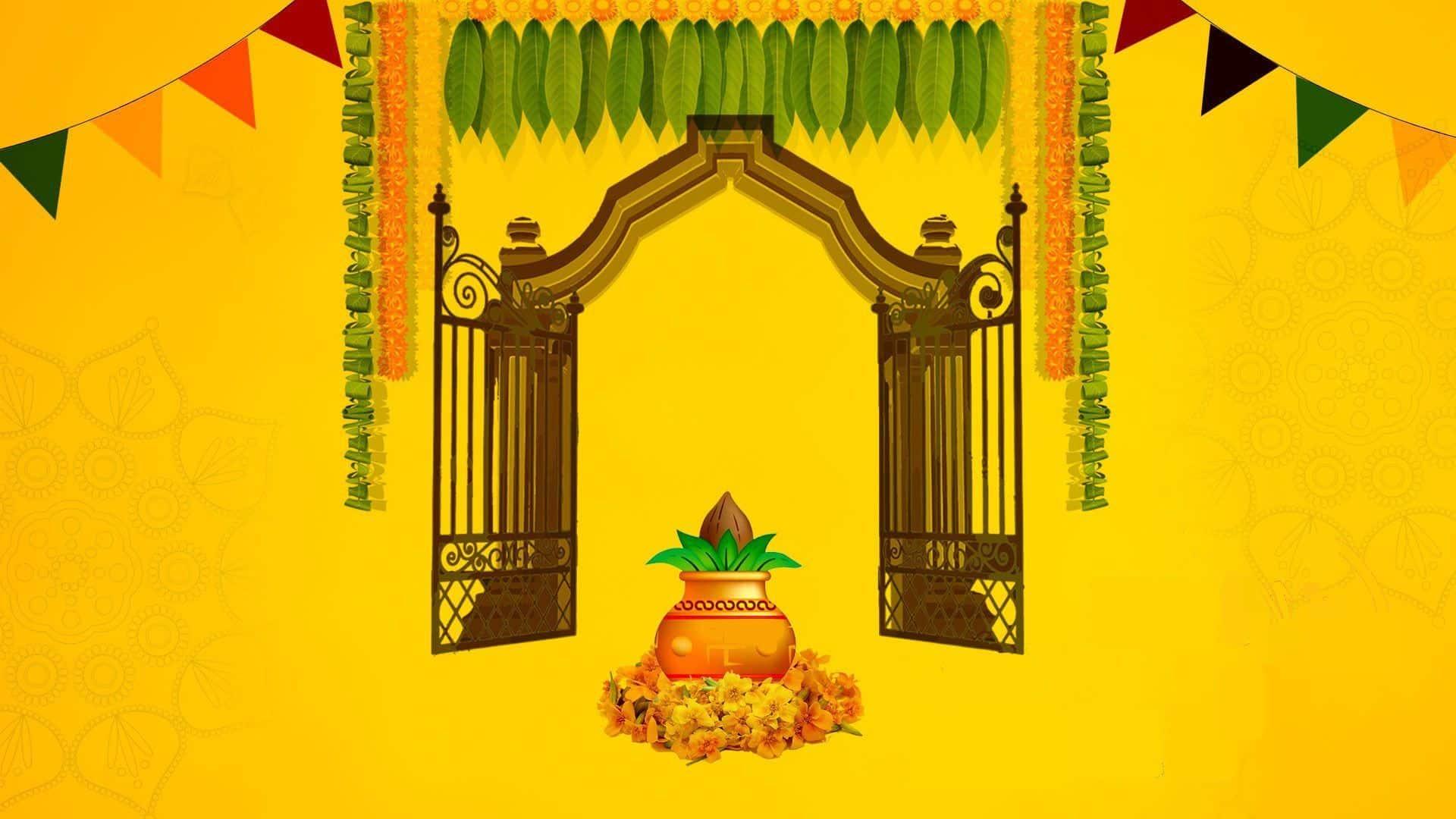 ««« Гриха-Правеша ведичні церемонії для входу вдім чи місце проживання »»»