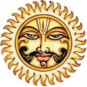 *** Сурья Сурія Сур'я - Surya - Maha-Graha ***