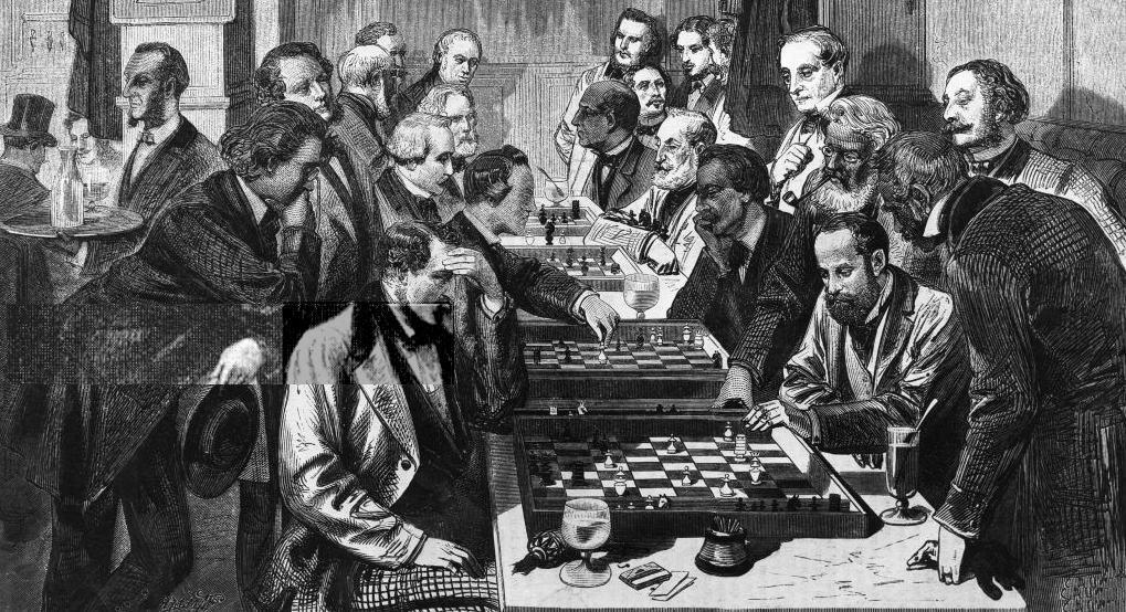*** Гра в шахи розвиток творчого і логічного мислення інтелекту і пам'яті тактика і стратегії ***