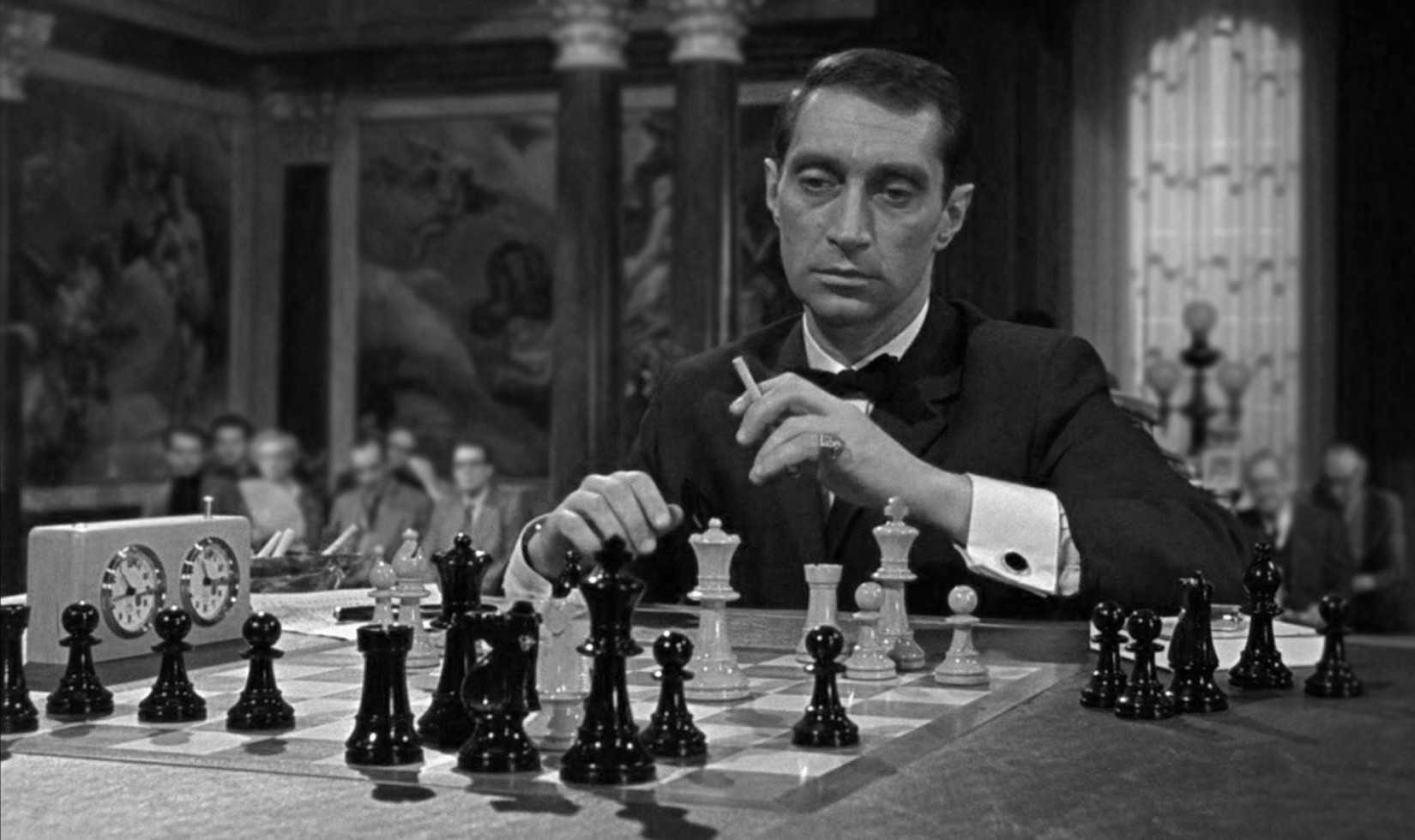 *** гра в шахи розвиває якості людини, потрібні в сучасності - chess ***