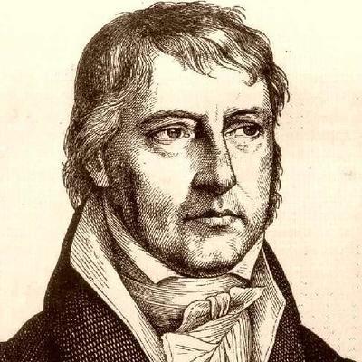 *** Дух і Матерія, Краса і Ідея - Гегель, Георг Вільгельм Фрідріх Hegel ***