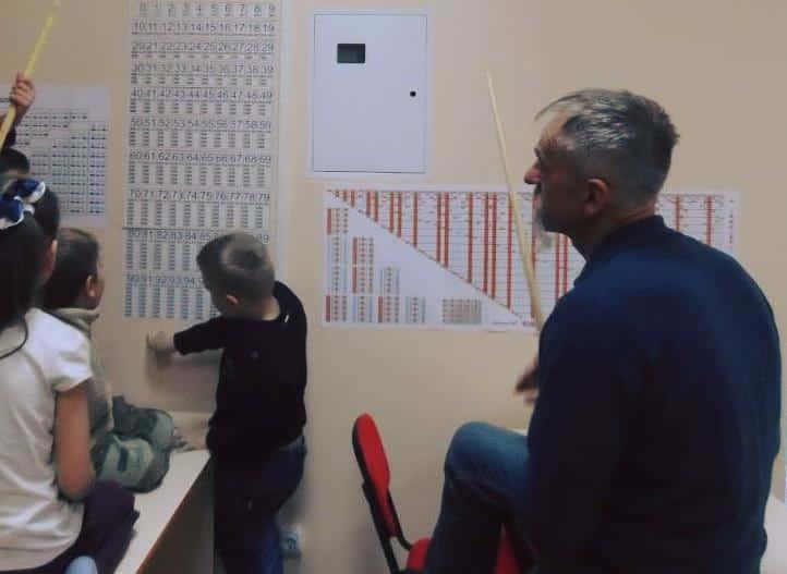 *** Хмельницький - альтернативна школа - вчитель Куць Іван Олексійович - навчання дітей по унікальним методикам мова ***