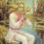 Кришень - слов'янський Бог, что згадується у Велесовій Кнізі.
