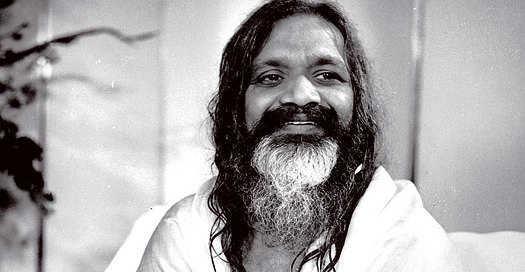 Maharishi-mahesh-yogi Учитель Махаріши Махеш Йоги