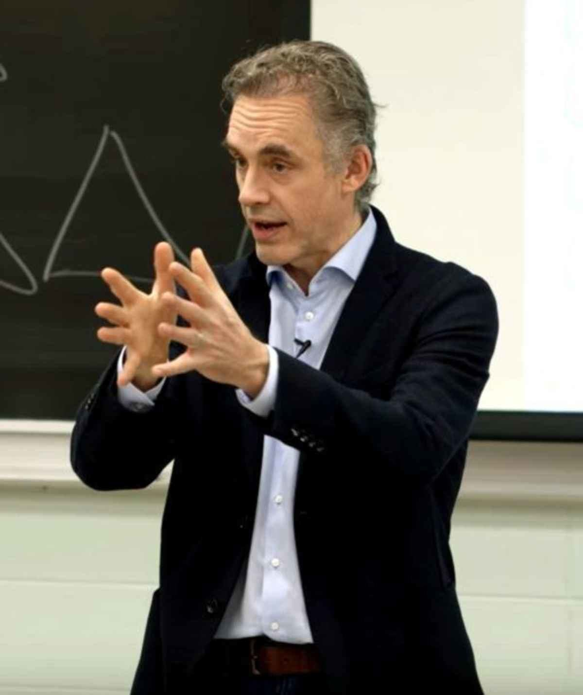 *** Jordan Bernt Peterson (June 12 1962) - Canadian clinical psychologist and public intellectual professor of psychology the University of Toronto ***