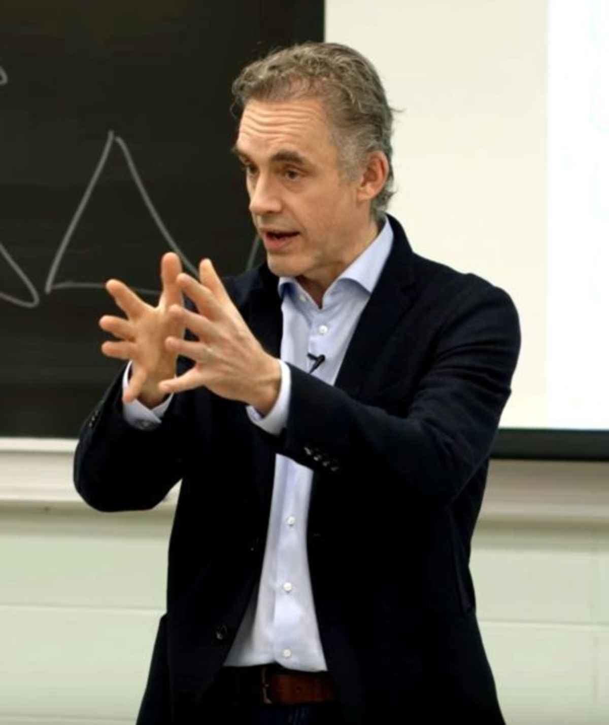 *** Jordan Bernt Peterson (June 12 1962) - Canadian clinical psychologist and public intellectual professor of psychology the University of Toronto ***