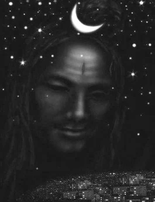 *** Хорс – Шива Щива Бог з Місяцем | Hors — Siva Shiva — The Grey-haired God with the Moon» ***