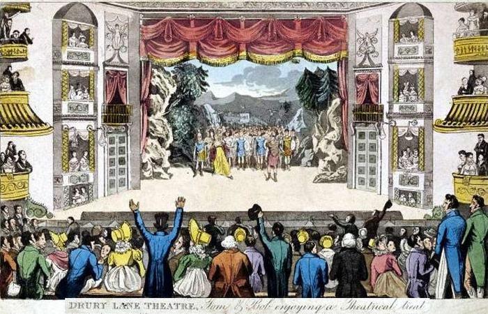 *** Жанри і стилі театрального мистецтва | old theatre ***