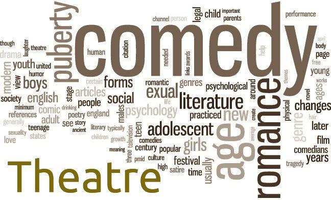 *** Жанри театру та стилі театру | theatre genres and styles ***