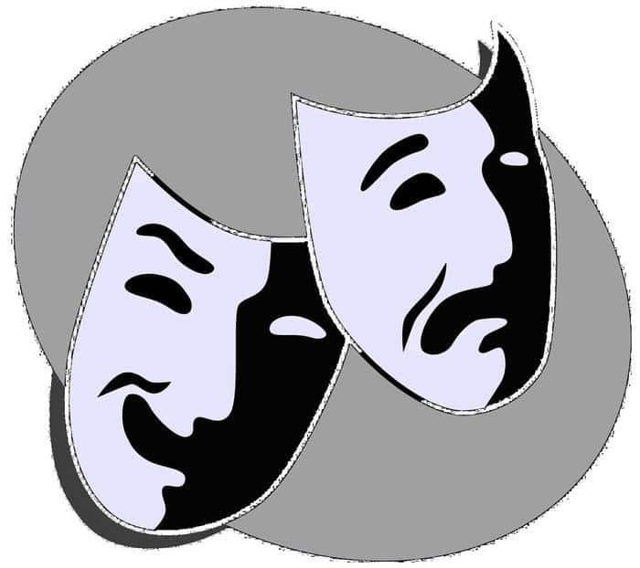*** Символ театру - жанри і стилі театрального мистецтва | theatre symbol