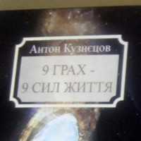 """*** Книга Антона Кузнецова (Ведаврата) """"Дев'ять Грах — Дев'ять Сил життя"""" ***"""