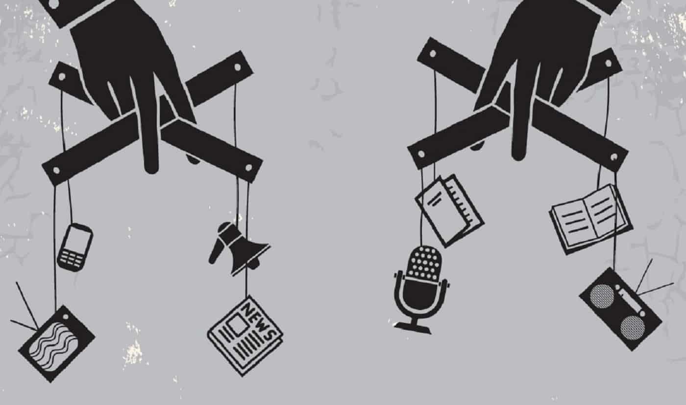 *** Способи які використовують ЗМІ та уряди щоб контролювати народні маси ***